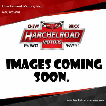 2015 Chevrolet Silverado 2500HD for sale at Harchelroad Motors, Inc. in Wauneta NE