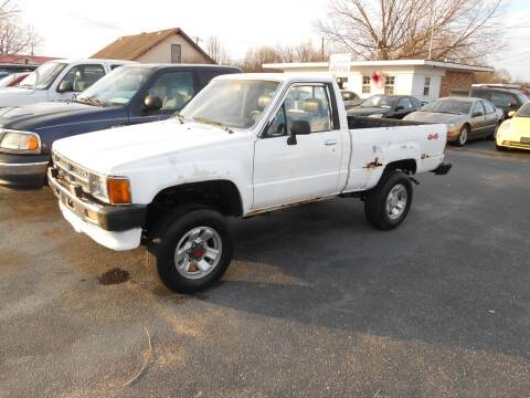 1988 Toyota Pickup for sale at Granite Motor Co 2 in Hickory NC