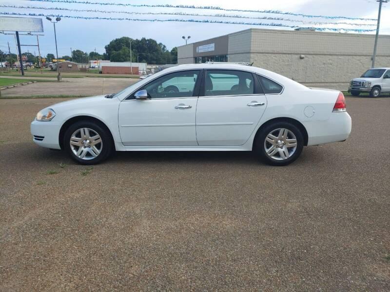 2013 Chevrolet Impala for sale at Frontline Auto Sales in Martin TN