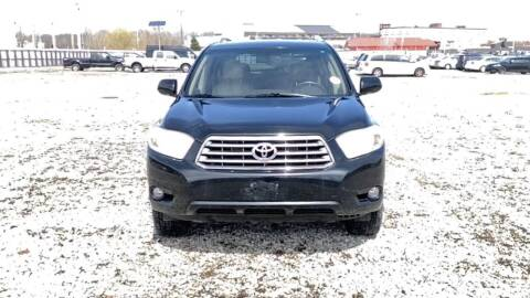 2008 Toyota Highlander for sale at Trocci's Auto Sales in West Pittsburg PA