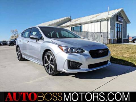 2017 Subaru Impreza for sale at Auto Boss in Woodscross UT