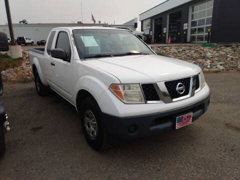 2006 Nissan Frontier for sale at L & J Motors in Mandan ND