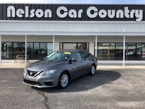 2019 Nissan Sentra for sale at Nelson Car Country in Bixby OK