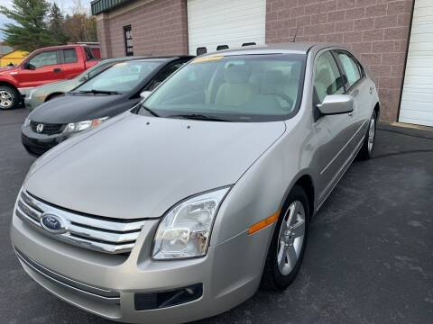 2007 Ford Fusion for sale at 924 Auto Corp in Sheppton PA