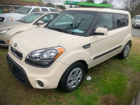 2013 Kia Soul for sale at BRYANT AUTO SALES in Bryant AR