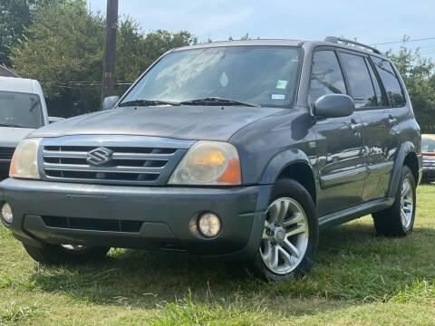 2004 Suzuki XL7 for sale at Texas Select Autos LLC in Mckinney TX