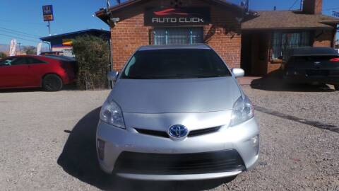 2014 Toyota Prius for sale at Auto Click in Tucson AZ