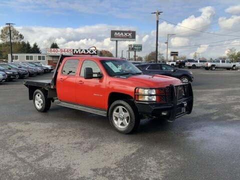 2012 Chevrolet Silverado 2500HD for sale at Ralph Sells Cars at Maxx Autos Plus Tacoma in Tacoma WA