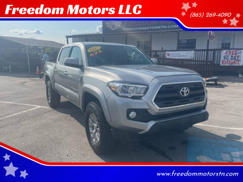 2017 Toyota Tacoma for sale at Freedom Motors LLC in Knoxville TN