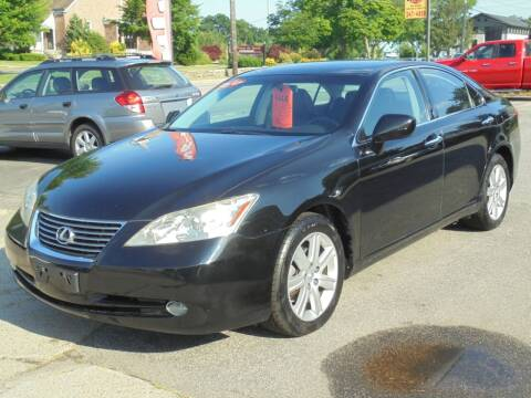 2007 Lexus ES 350 for sale at Metacom Auto Sales in Ware RI