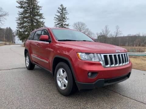 2011 Jeep Grand Cherokee for sale at 100% Auto Wholesalers in Attleboro MA