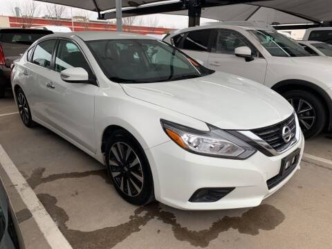 2018 Nissan Altima for sale at Excellence Auto Direct in Euless TX