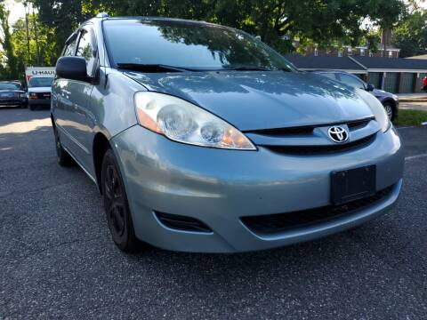 2008 Toyota Sienna for sale at Moor's Automotive in Hackettstown NJ