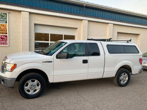 2012 Ford F-150 for sale at Ogden Auto Sales LLC in Spencerport NY