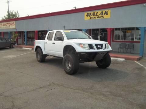 2006 Nissan Frontier for sale at Atayas Motors INC #1 in Sacramento CA