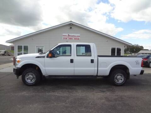 2015 Ford F-250 Super Duty for sale at GIBB'S 10 SALES LLC in New York Mills MN
