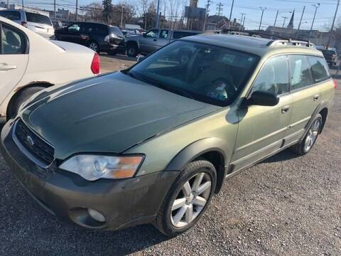 2006 Subaru Outback for sale at Cj king of car loans/JJ's Best Auto Sales in Troy MI