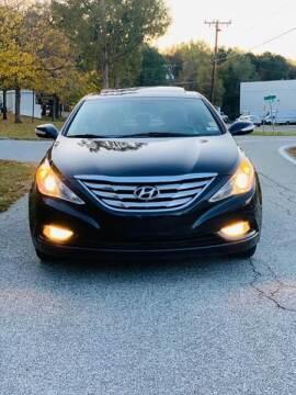 2011 Hyundai Sonata for sale at Speed Auto Mall in Greensboro NC