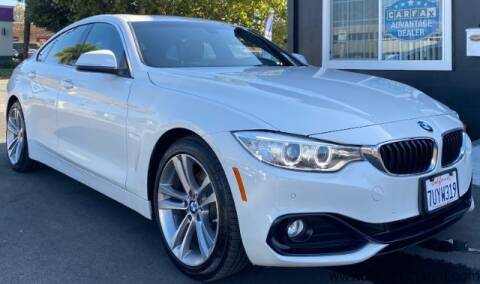 2017 BMW 4 Series for sale at Steel Chariot in San Jose CA