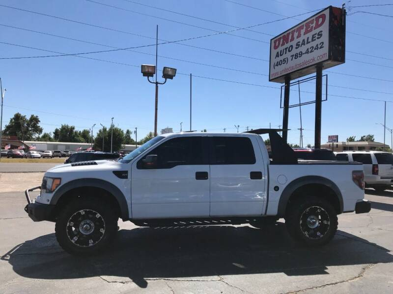 2011 Ford F-150 for sale at United Auto Sales in Oklahoma City OK