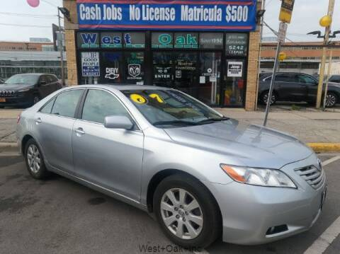 2007 Toyota Camry for sale at West Oak in Chicago IL