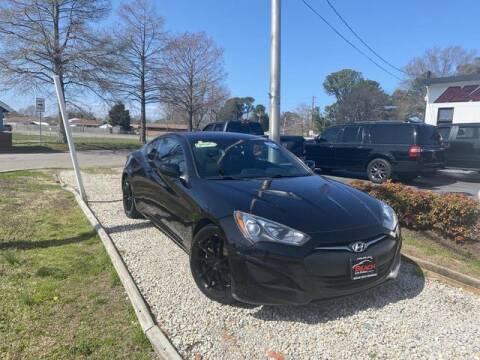 2013 Hyundai Genesis Coupe for sale at Beach Auto Brokers in Norfolk VA