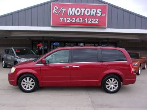2008 Chrysler Town and Country for sale at RT Motors Inc in Atlantic IA