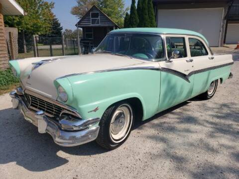1956 Ford Fairlane for sale at Haggle Me Classics in Hobart IN