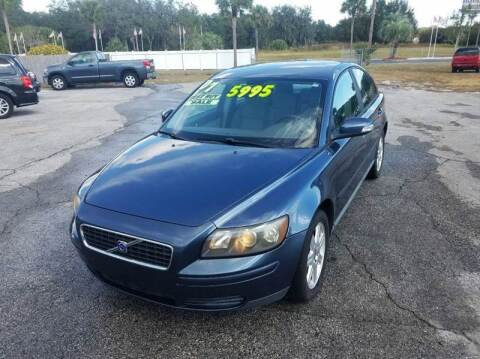 2007 Volvo S40 for sale at GOLDEN GATE AUTOMOTIVE,LLC in Zephyrhills FL