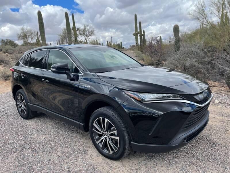 2021 Toyota Venza for sale at Auto Executives in Tucson AZ