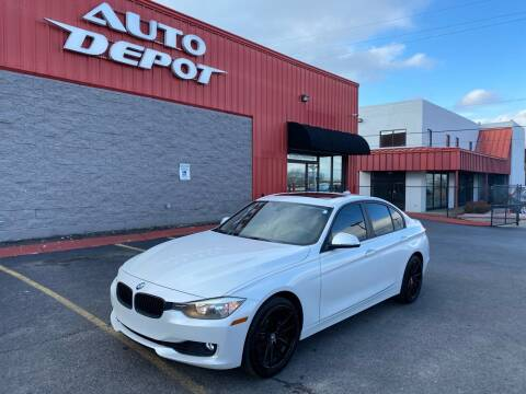 2012 BMW 3 Series for sale at Auto Depot of Madison in Madison TN