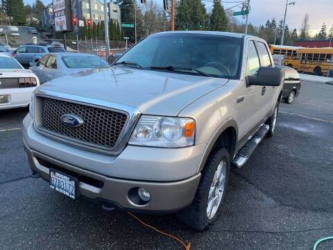 2006 Ford F-150 for sale at SNS AUTO SALES in Seattle WA