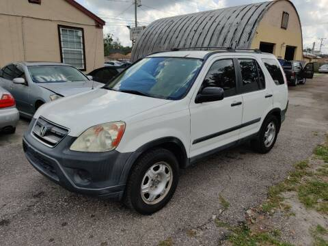 2005 Honda CR-V for sale at Advance Import in Tampa FL