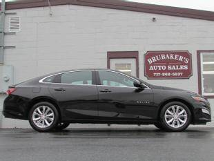 2019 Chevrolet Malibu for sale at Brubakers Auto Sales in Myerstown PA