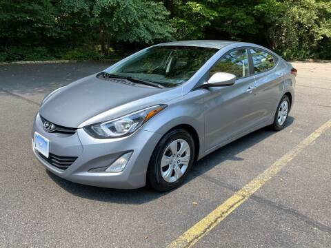 2016 Hyundai Elantra for sale at Car World Inc in Arlington VA