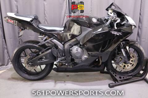 2015 Honda CBR600RR for sale at Powersports of Palm Beach in Hollywood FL