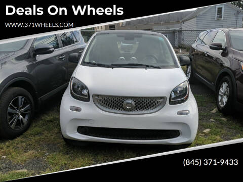 2016 Smart fortwo for sale at Deals on Wheels in Suffern NY