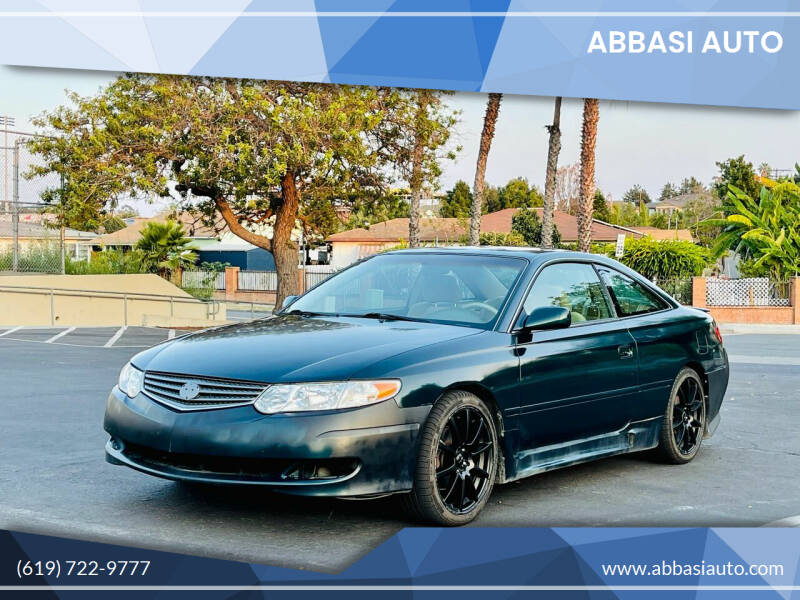 2002 Toyota Camry Solara for sale in San Diego, CA
