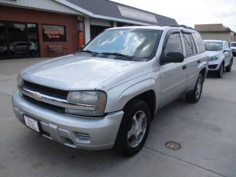 2008 Chevrolet TrailBlazer for sale at Eden's Auto Sales in Valley Center KS