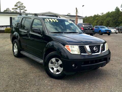 2006 Nissan Pathfinder for sale at Let's Go Auto Of Columbia in West Columbia SC