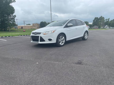 2013 Ford Focus for sale at Superior Automotive Group in Owensboro KY