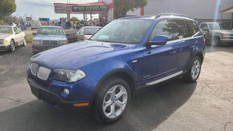2010 BMW X3 for sale at Silverline Auto Boise in Meridian ID