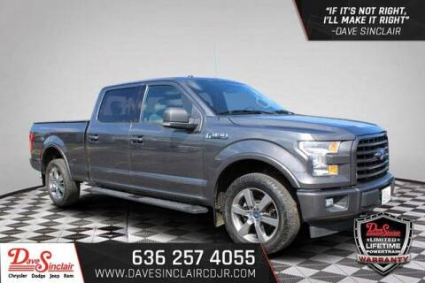 2017 Ford F-150 for sale at Dave Sinclair Chrysler Dodge Jeep Ram in Pacific MO