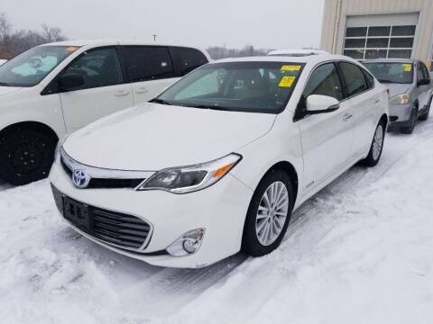 2014 Toyota Avalon Hybrid for sale at Imotobank in Walpole MA