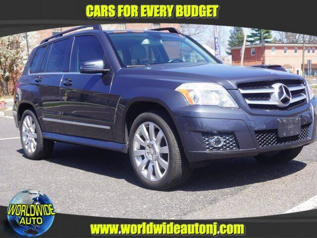 2010 Mercedes-Benz GLK for sale at Worldwide Auto in Hamilton NJ