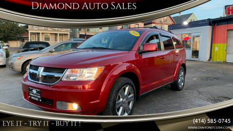 2010 Dodge Journey for sale at Diamond Auto Sales in Milwaukee WI