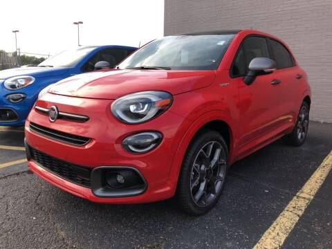 2020 FIAT 500X for sale at Alfa Romeo & Fiat of Strongsville in Strongsville OH