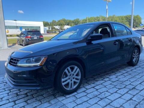 2018 Volkswagen Jetta for sale at Southern Auto Solutions-Jim Ellis Volkswagen Atlan in Marietta GA