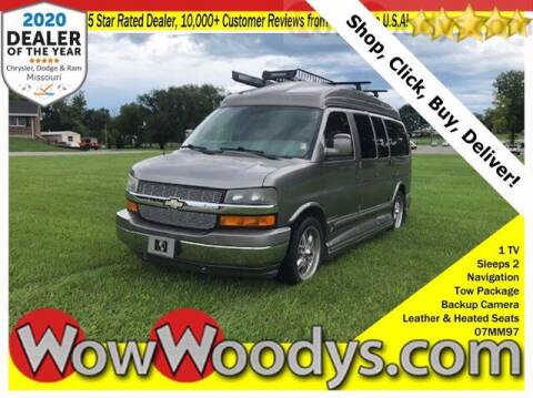 2007 Chevrolet Express Cargo for sale at WOODY'S AUTOMOTIVE GROUP in Chillicothe MO