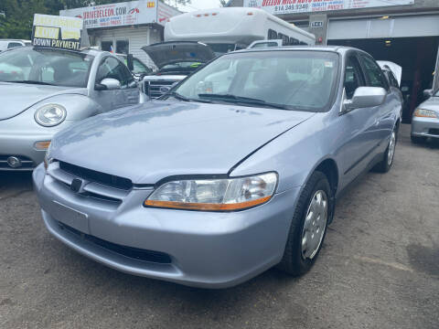 1998 Honda Accord for sale at Drive Deleon in Yonkers NY